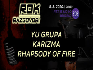 YU група, Каризма, Rhapsody of Fire...